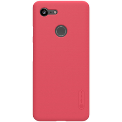 Husa Google Pixel 3 Nillkin Frosted Red