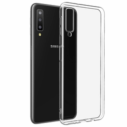 Husa Samsung Galaxy A7 2018 TPU UltraSlim Transparent