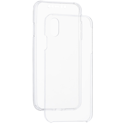 Husa iPhone XS Max FullCover 360 - Transparent