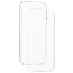 Husa Samsung Galaxy J4 Plus FullCover 360 - Transparent