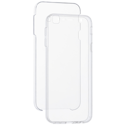 Husa Samsung Galaxy J4 Plus TPU UltraSlim 360 Transparent