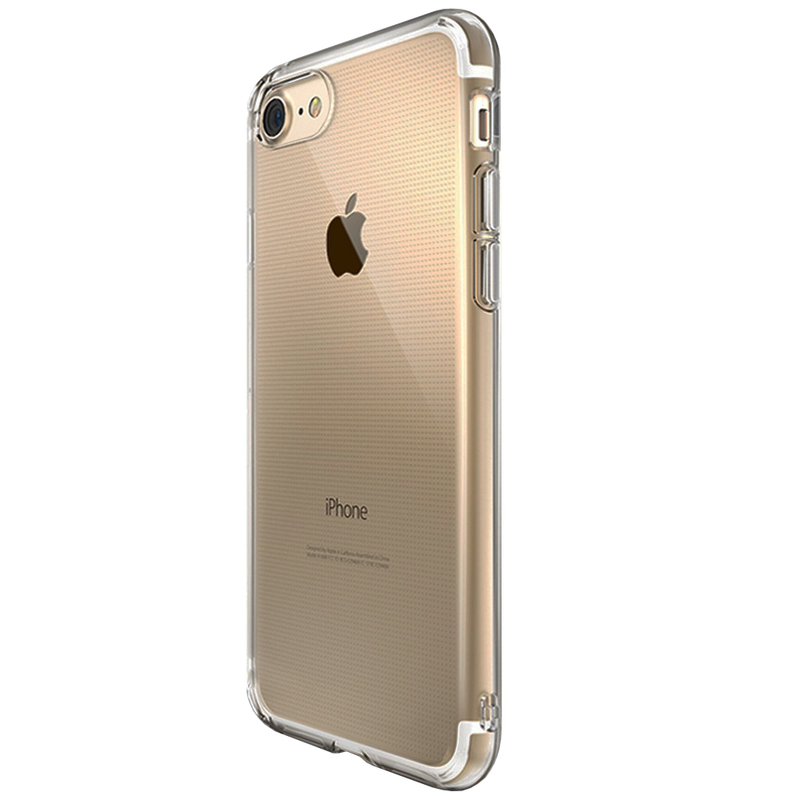 Husa iPhone 7 Ringke Air - Smoke Black