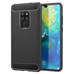 Husa Huawei Mate 20 X TPU Carbon Negru