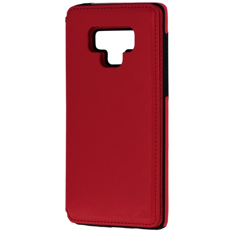Bumper Samsung Galaxy Note 9 Mobster Wallet - Rosu