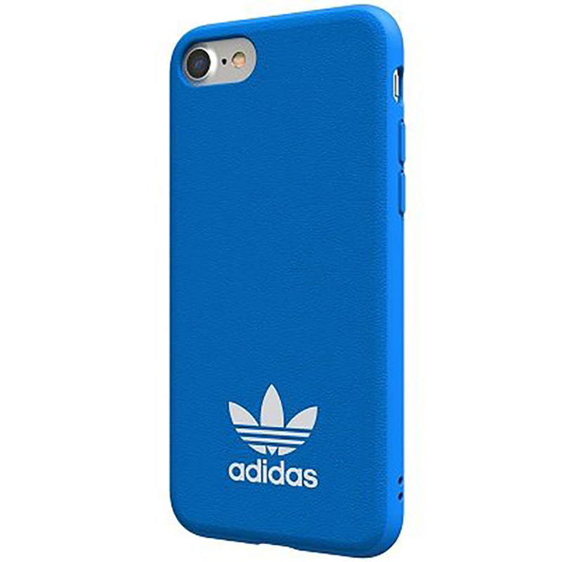 Bumper iPhone 7 Adidas Originals Trefoil - Blue