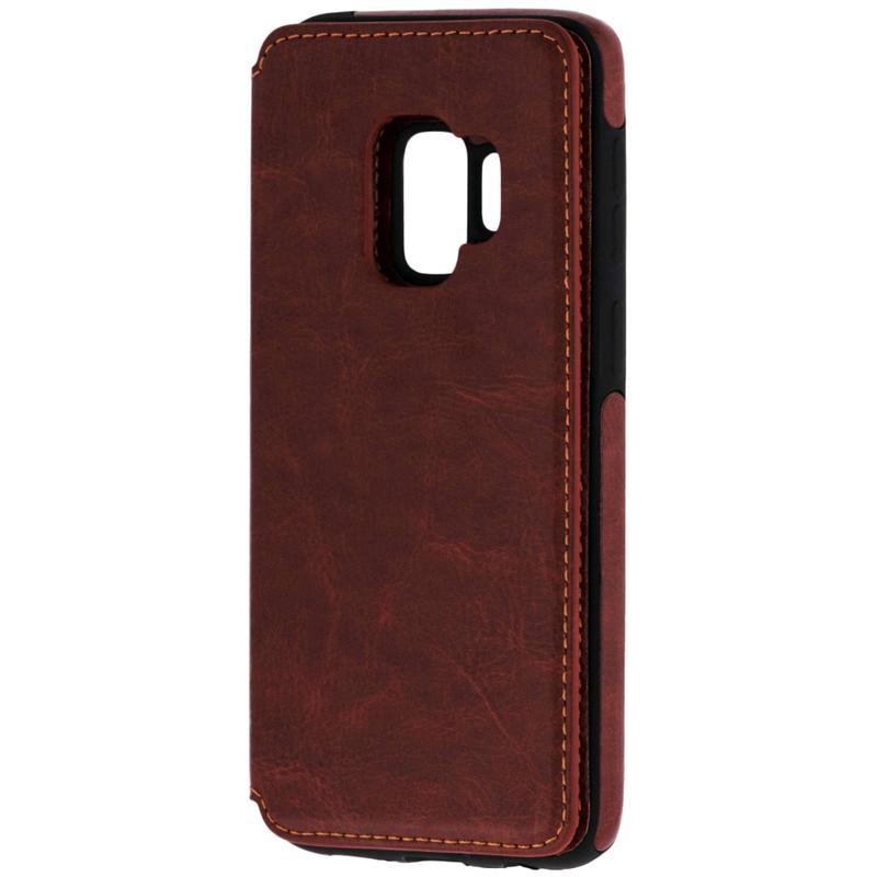 Bumper Samsung Galaxy S9 Mobster Wallet - Maro