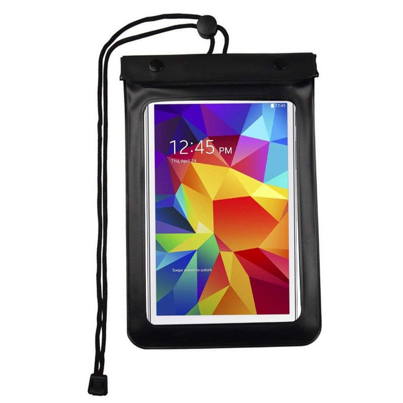 Husa Impermeabila pentru Tablete 8.0 inch - Negru