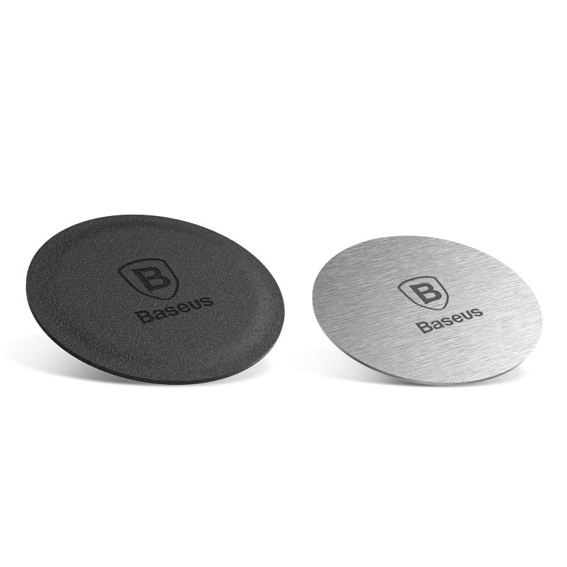 Placa Metalica Autoadeziva Pentru Suporturi Magnetice Baseus Iron Suit