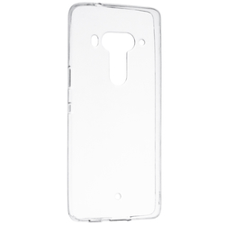 Husa HTC U12+ TPU UltraSlim Transparent