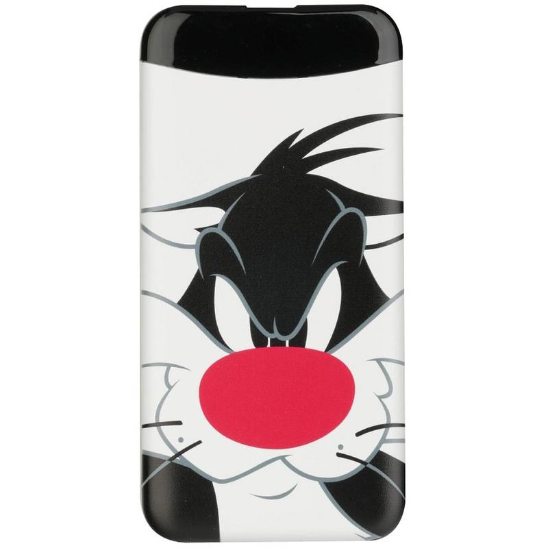Acumulator extern 6000 mAh Looney Tunes- Sylvester and Tweety