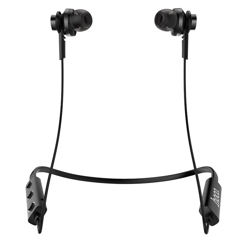 Casti In-Ear Bluetooth Cu Microfon Hoco ES18 - Black