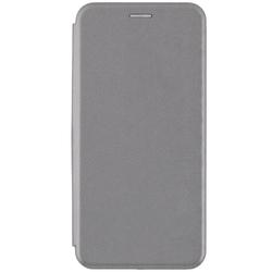Husa Samsung Galaxy A7 2018 Flip Magnet Book Type - Grey