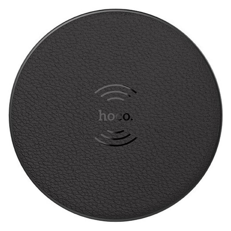 Incarcator Wireless Hoco CW14 2.0A - Negru