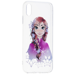 Husa iPhone XS Max Cu Licenta Disney - Anna