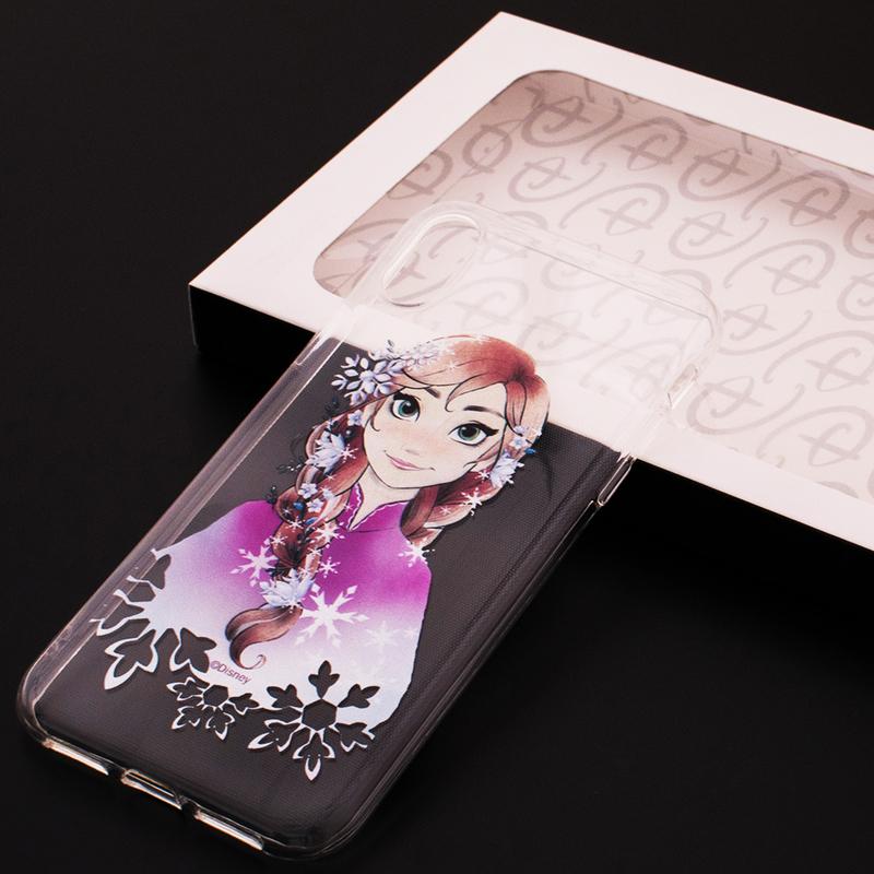 Husa iPhone XS Cu Licenta Disney - Anna