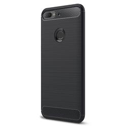 Husa HTC Desire 12 Plus TPU Carbon Negru