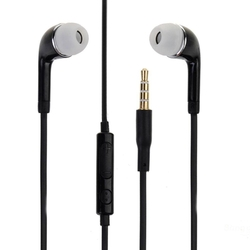 Handsfree Samsung EO-EG900Bb 3.5 mm Black Bulk