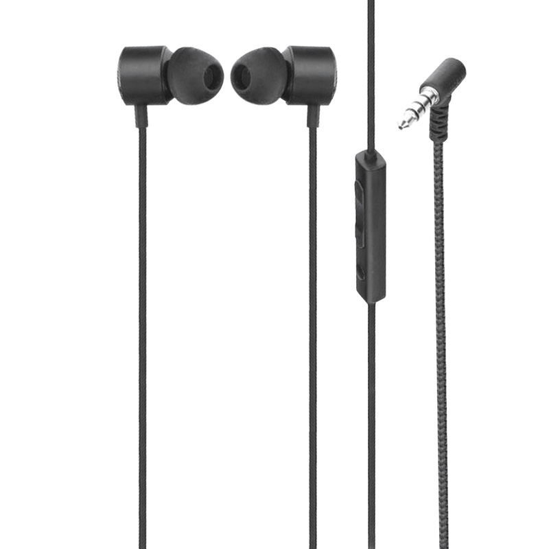 Handsfree LG EAB63728261 G6 3.5 mm Black Bulk
