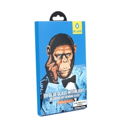 Sticla Securizata Samsung Galaxy S8 Monkey UV FullCover - Clear