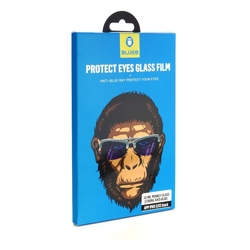 Sticla Securizata iPhone XS Monkey Blue Ray FullCover - Negru