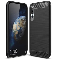 Husa Huawei Honor Magic 2 TPU Carbon Negru