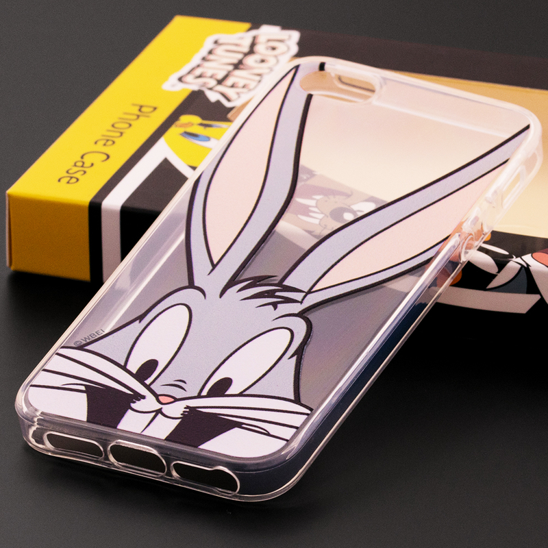 Husa iPhone 5 / 5s / SE Cu Licenta Looney Tunes - Bugs Bunny