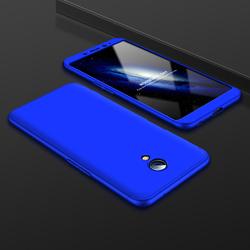 Husa Meizu M6s GKK 360 Full Cover Albastru