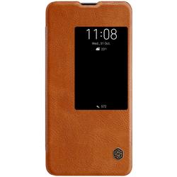 Husa Huawei Mate 20 X Flip Nillkin QIN Maro