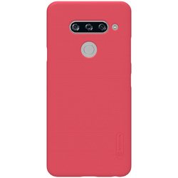 Husa LG V40 ThinQ Nillkin Frosted Red