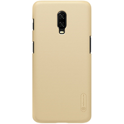 Husa OnePlus 6T Nillkin Frosted Gold