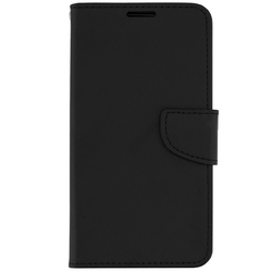 Husa Samsung Galaxy S6 G920 Flip Negru MyFancy