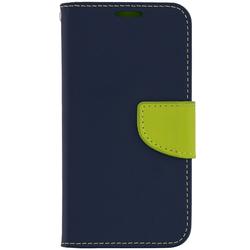Husa Samsung Galaxy S6 G920 Flip Albastru MyFancy