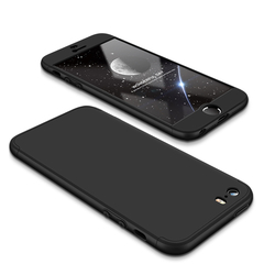Husa iPhone 5 / 5s / SE GKK 360 Full Cover Negru