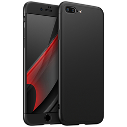 Husa Apple iPhone 7 GKK 360 Full Cover Negru