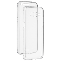 Husa Motorola One Power FullCover 360 - Transparent