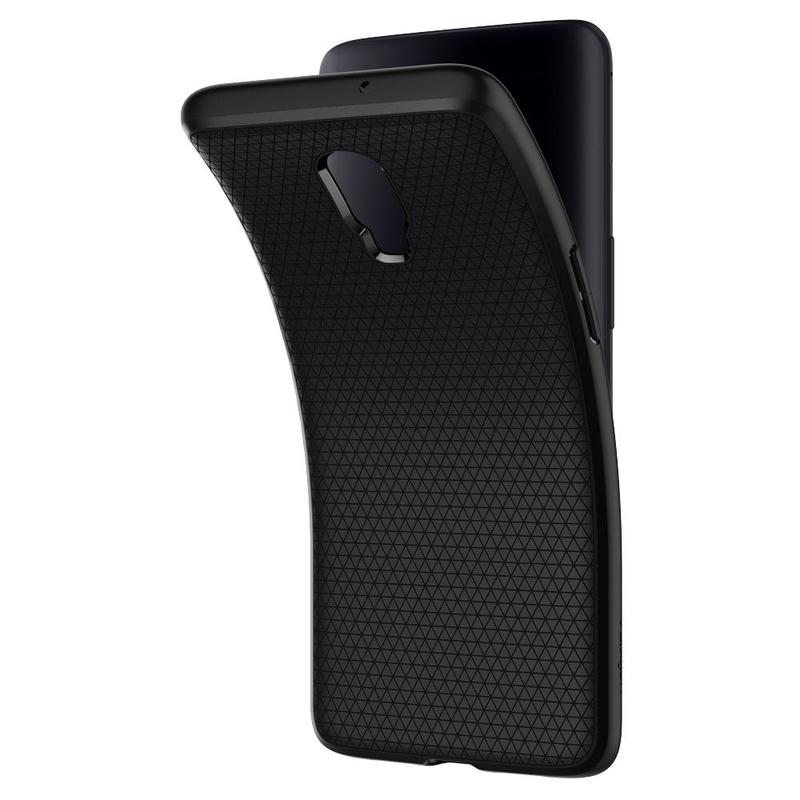 Carcasa Oneplus 6T Spigen Liquid Air - Black