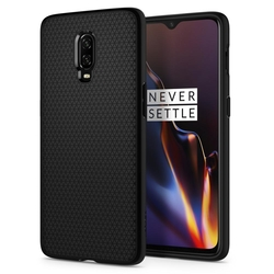 Carcasa Oneplus 6T Spigen Liquid Air - Black