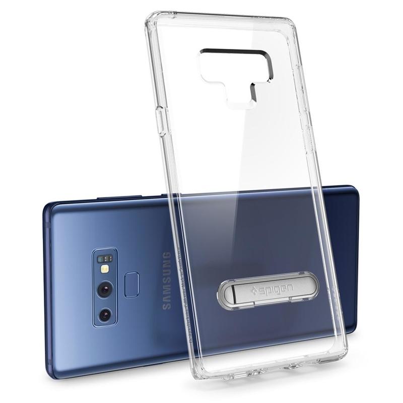 Bumper Spigen Samsung Galaxy Note 9 Ultra Hybrid S - Crystal Clear