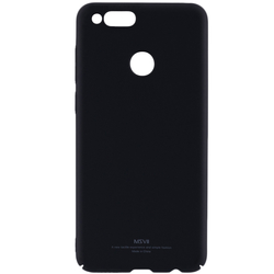 Husa Xiaomi Mi 8 Pro MSVII Ultraslim Back Cover - Black