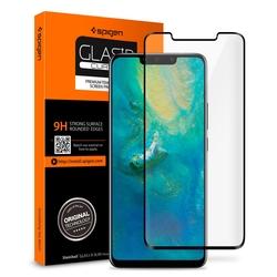 Folie Huawei Mate 20 Pro Spigen GLAS.tR FullCover 9H - Negru