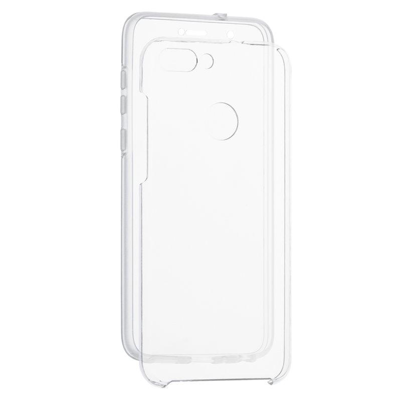 Husa Huawei P Smart FullCover 360 - Transparent
