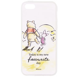 Husa iPhone 5 / 5s / SE Cu Licenta Disney - Winnie and Friends