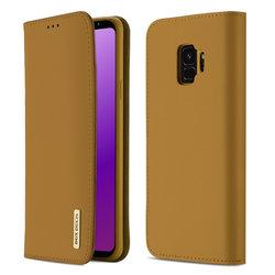 Husa Samsung Galaxy S9 Dux Ducis Wish Book - Maro