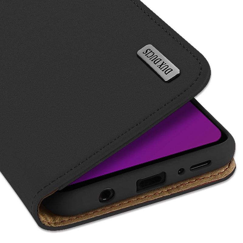 Husa Samsung Galaxy S9 Dux Ducis Wish Book - Negru