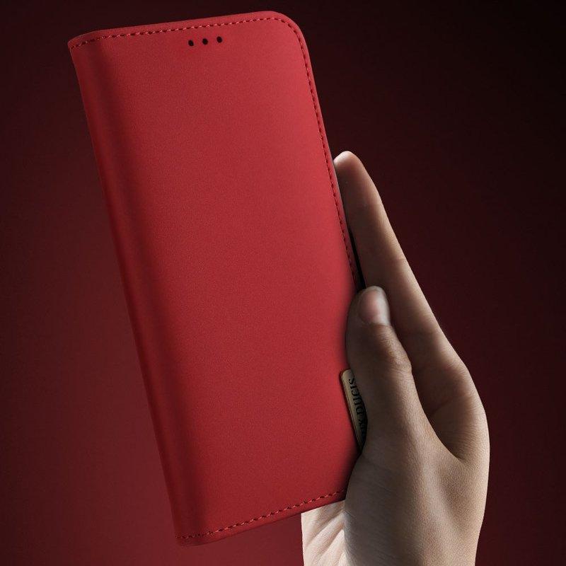 Husa Samsung Galaxy S9 Dux Ducis Wish Book - Rosu
