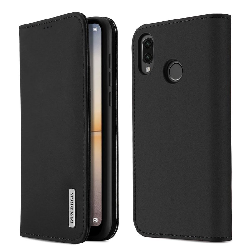Husa Huawei P20 Lite Dux Ducis Wish Book - Negru