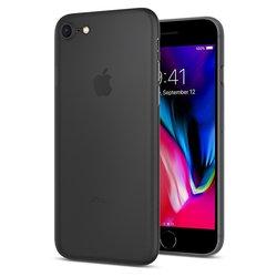 Bumper iPhone 7 Spigen AirSkin - Black