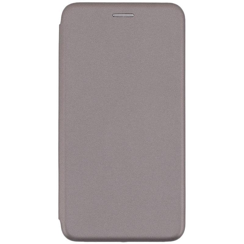 Husa Nokia 7 Plus Flip Magnet Book Type - Grey