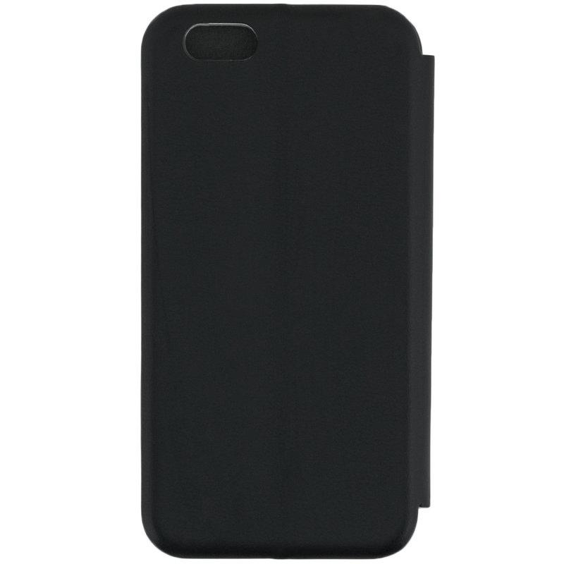 Husa iPhone 6 / 6S Flip Magnet Book Type - Black