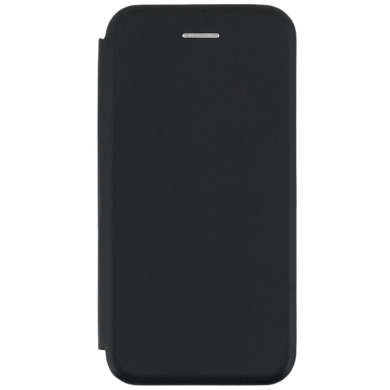 Husa iPhone 7 Flip Magnet Book Type - Black